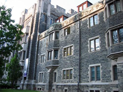 A University of Toronto Building.