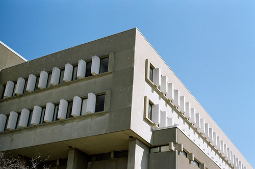 One corner of the the Mathematics and Computer centre.