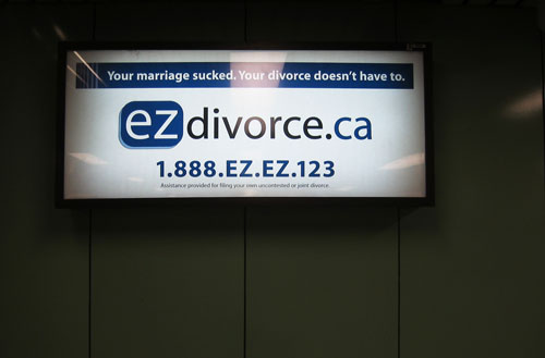 Your marriage sucked.  Your divorce doesn't have to.