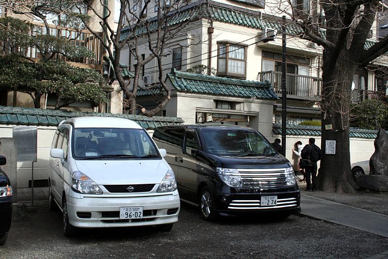 A scene in Asakusa.